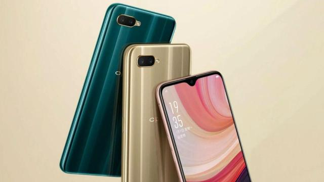 Oppo A7 with dual rear camera launched in China for CNY 1,599