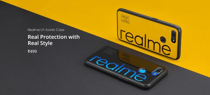 via RealmeU1 official launch video