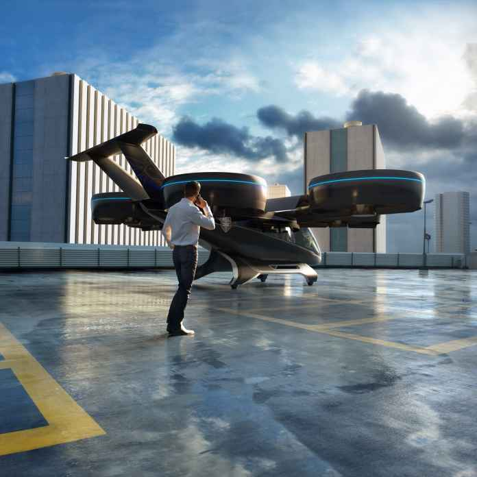 Bell_Flying Taxi_technosports.co.in