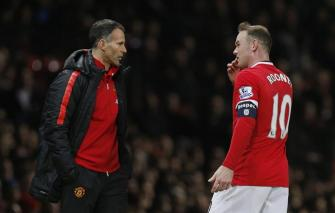 Rooney, Giggs