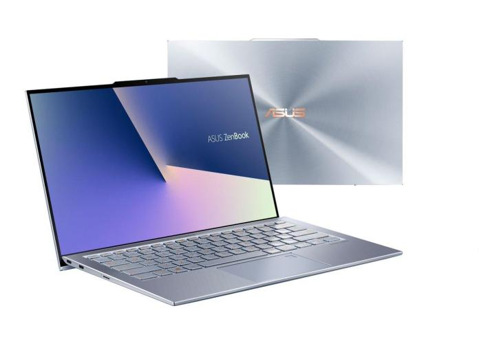 ASUS launches new Zenbook S13, Zenbook 14 and StudioBook S at CES 2019