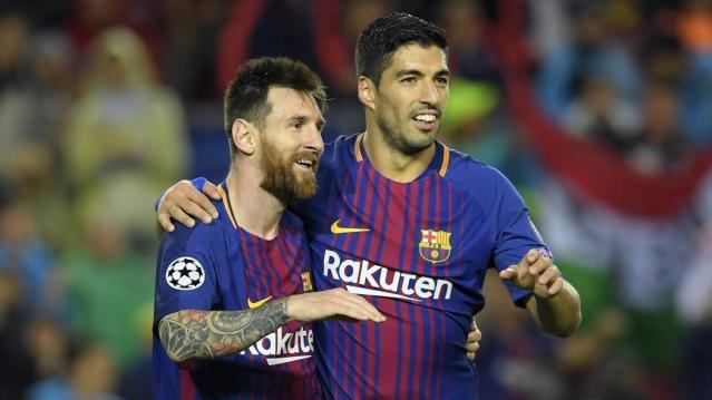 Luis Suarez : Lionel Messi is the best