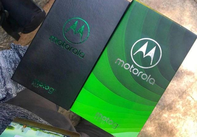 Motorola G7-series lineup is here : Moto G7, Moto G7 Plus, Moto G7 Power, Moto G7 Play.