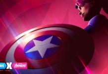Fortnite X Avengers Endgame Crossover Event With Superhero Gear And Captain America Shield Coming Soon.