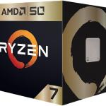 AMD launches 50th Anniversary Ryzen 7 2700X & Radeon VII Gold Editions