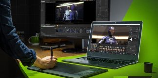 NVIDIA introduces RTX Laptops with Studio Program for creators