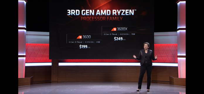 AMD launches new 7nm Ryzen 3000 CPUs based on Zen 2