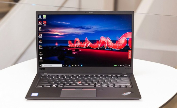Lenovo launches ThinkPad X1 Carbon Gen 7 with 10th Gen Comet Lake CPUs