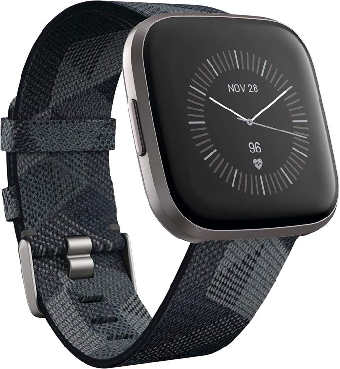 Fitbit Versa 2 Smartwatch launched in India
