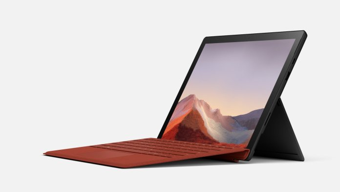 Microsoft Surface Pro 7 launched with 10th Gen Intel CPUs & USB Type C port