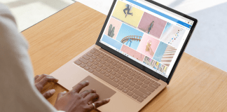 Microsoft Surface Laptop 3 is 3x more powerful than MacBook Air