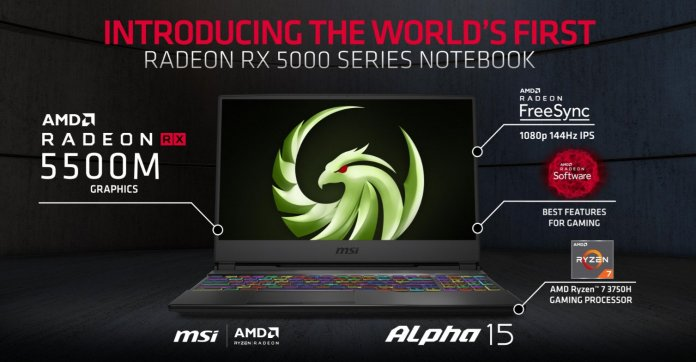 AMD launches Radeon RX 5500 Series GPUs for desktop & laptops