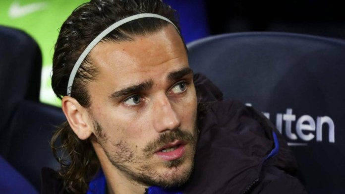 Barcelona's French Striker blames team's defeat on 'a bit of everything'