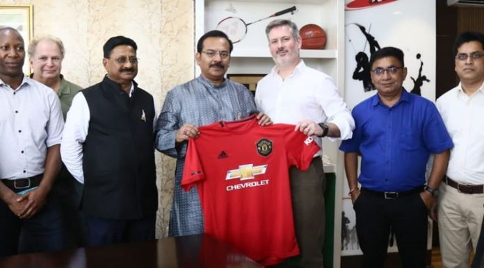 east bengal vs manchester united