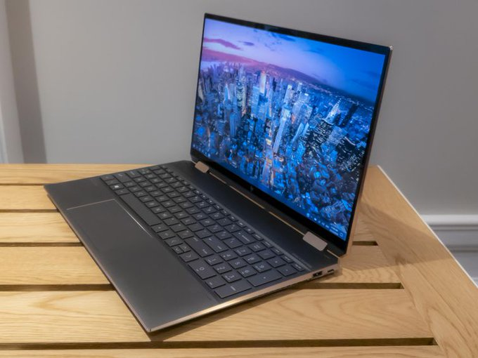 CES 2020: HP launches the new Spectre x360 15 Convertible Laptop