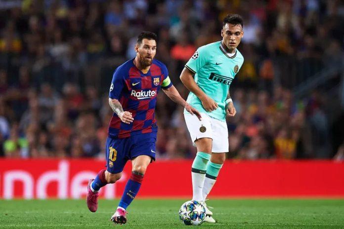 Messi wants both Neymar and Lautaro Martinez at Barcelona