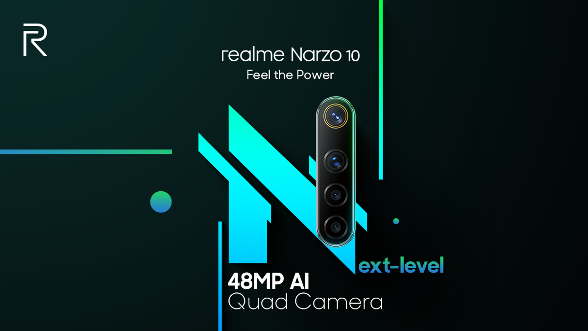 Realme Narzo 10 Debuts In India On March 26