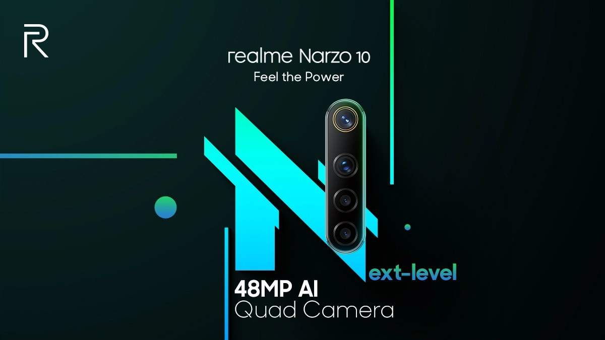 Realme Narzo 10 Announced with 48 MP Camera