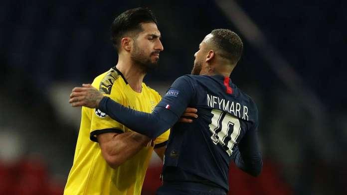 Neymar changes Champions League fate of PSG, knocks out Borussia Dortmund