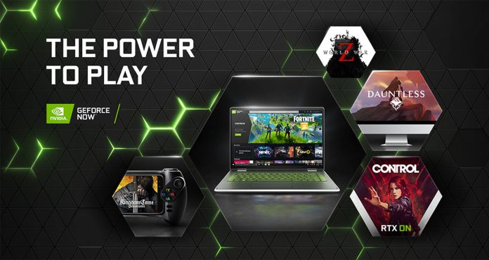 NVIDIA will launch new games every week for GeForce NOW