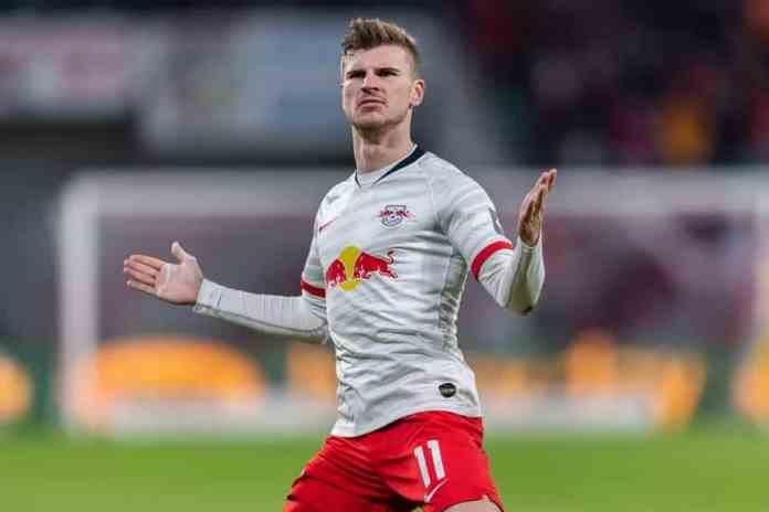 Barcelona in touch with RB Leipzig's star striker Timo Werner