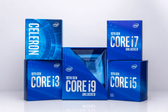 Intel 10th Gen Comet Lake-S desktop CPUs launched: Up to 10 cores on 14nm, gaming still Intel's priority