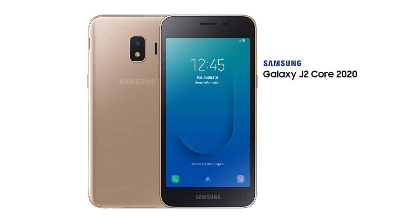 Samsung Galaxy J2 Core (2020) launched with Android Go ...