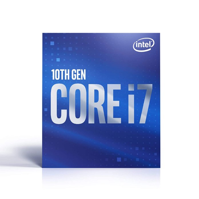 Which 10th Gen Intel Desktop CPU should you go for?