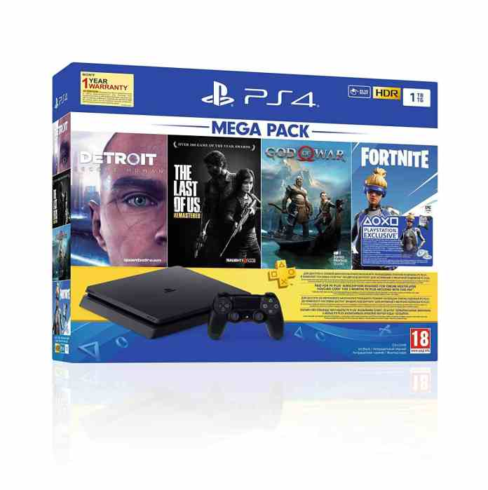 Sony PS4 Consoles gets discounted at the Amazon's Grand Gaming Days