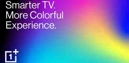 Upcoming OnePlus TVs to cover 93% DCI-P3 colour gamut