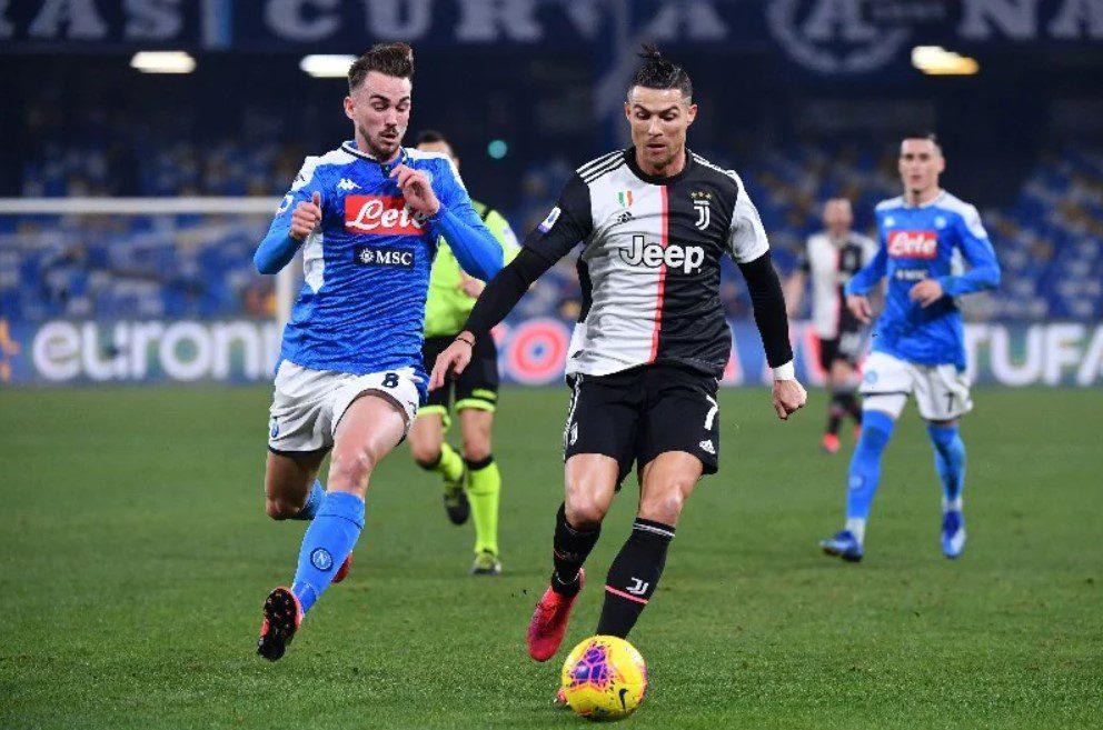 Juventus Vs Napoli How To Watch The Coppa Italia Final