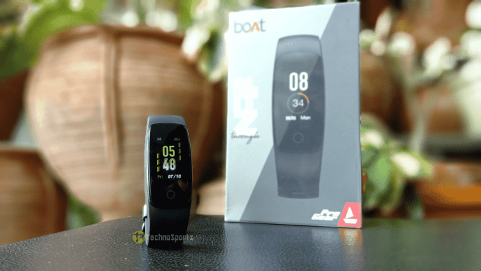 boAt ProGear B20 Smart Band Review-Feature Image_TechnoSports.co.in