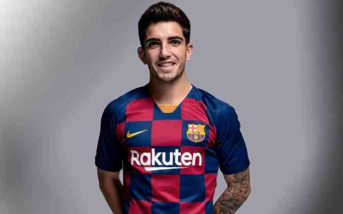Sassuolo in transfer talks with Barcelona B's young captain Monchu