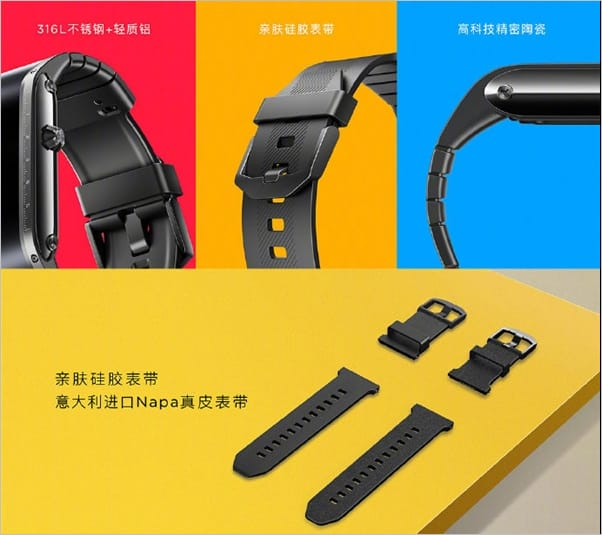 New Nubia Watch with flexible screen - 2_TechnoSports.co.in
