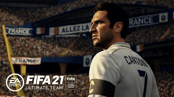Man United legend Eric Cantona unveiled as FIFA 21 Icon