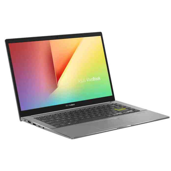 ASUS VivoBook S14 with AMD Ryzen 5 4500U & Ryzen 7 4700U now available in India