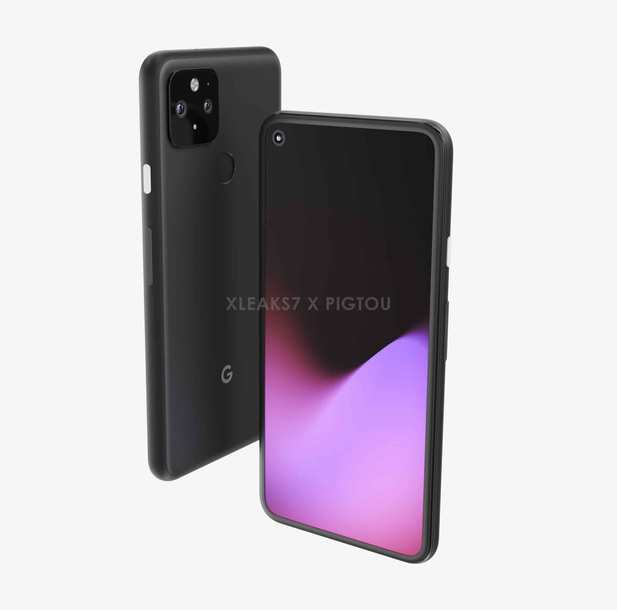 Google Pixel 5 renders appeared, looks similar like Pixel 4