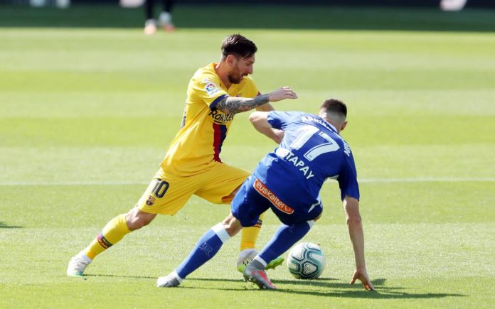 Messi happy with team's attitude and commitment