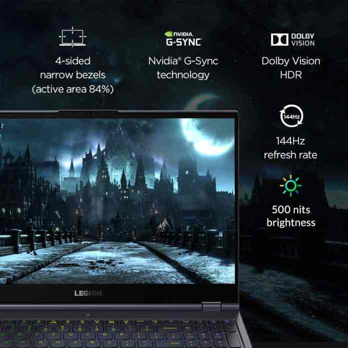 Lenovo Legion 7i gaming laptop now available on Amazon, starts at ₹ 1,95,990