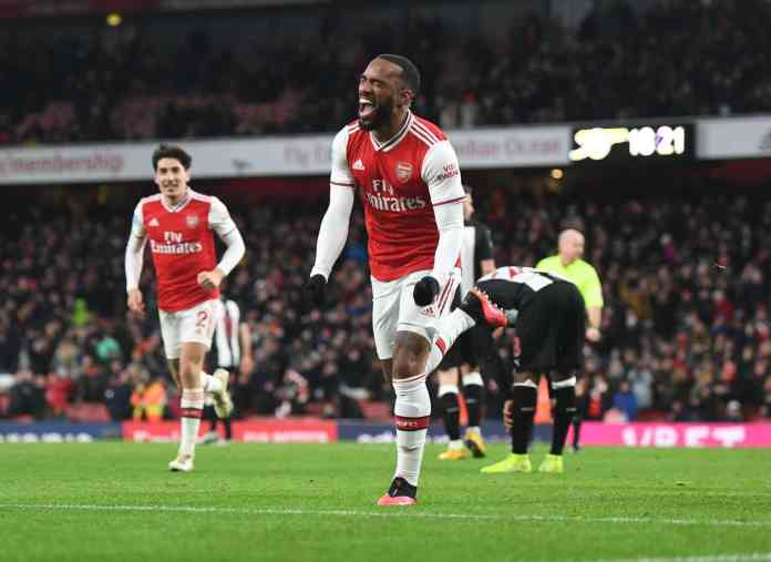 Arsenal to sell Alexandre Lacazette to Atletico Madrid for £30m: Report