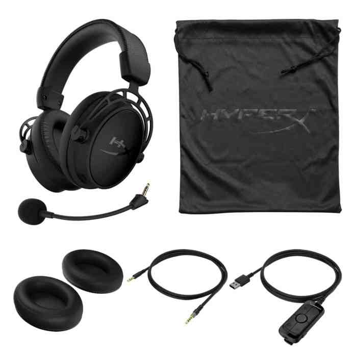 HyperX launches Cloud Alpha S Blackout Edition in India