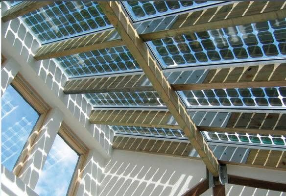 Transparent Solar Panels' efficiency hiked to a record level - 1_TechnoSports.co.in