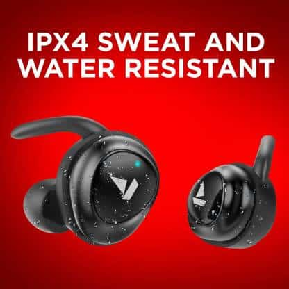 boAt Airdopes 412 TWS earbuds launched via Flipkart at ₹2,899
