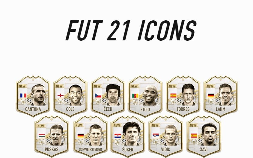 Power header, play maker, long shot taker, flair, outside foot shot. Ea Sports Reveal All The New 11 Icons Which Will Be Available In Fifa 21 Ultimate Team Technosports