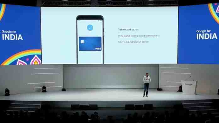 Google Pay's NFC-Based Card Payments Option Rolling Out in India