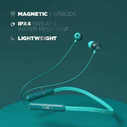 Boat Rockerz 195 Bluetooth Headset Launched In India Via Flipkart At Rs 1 299 Technosports