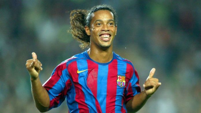 Ronaldinho to become Messi's neighbour when he gets released