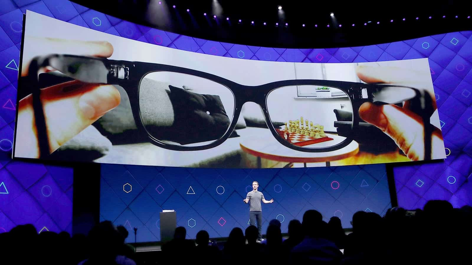 Ray-Ban to design Facebook's first AR 'smart glasses'