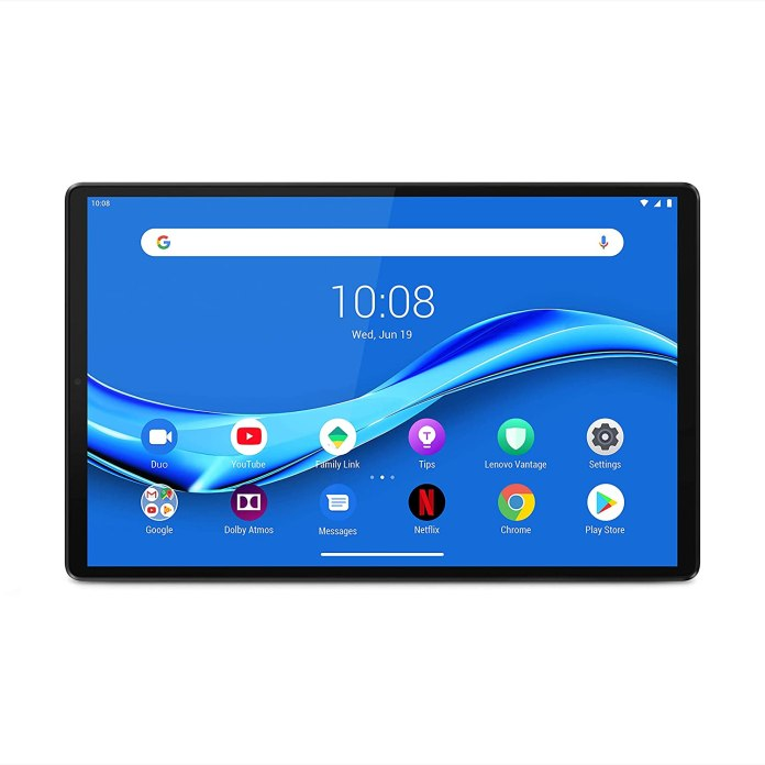 Top 5 best-selling tablets in India 2020