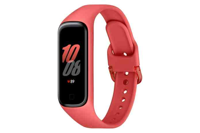Samsung Galaxy Fit 2 - Red_technoSports.co.in